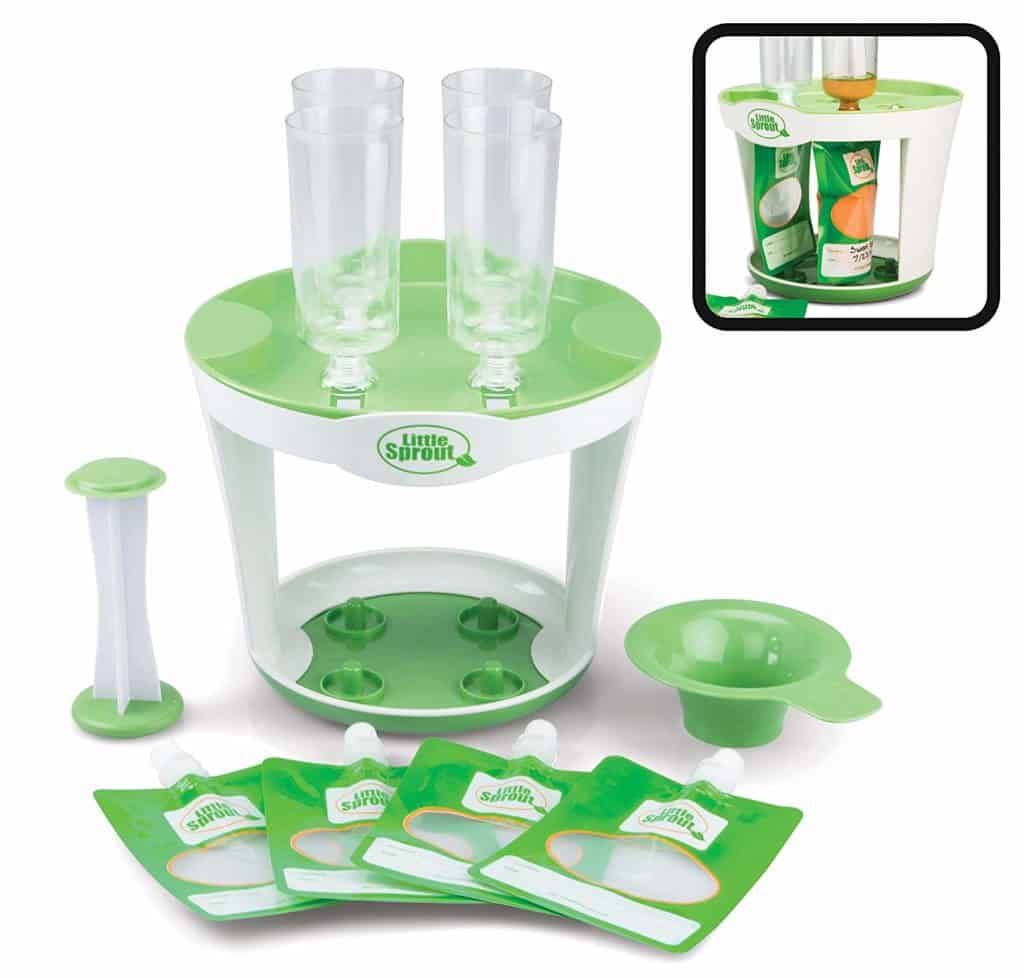Sprout Cups' Baby Food Maker Fill Station