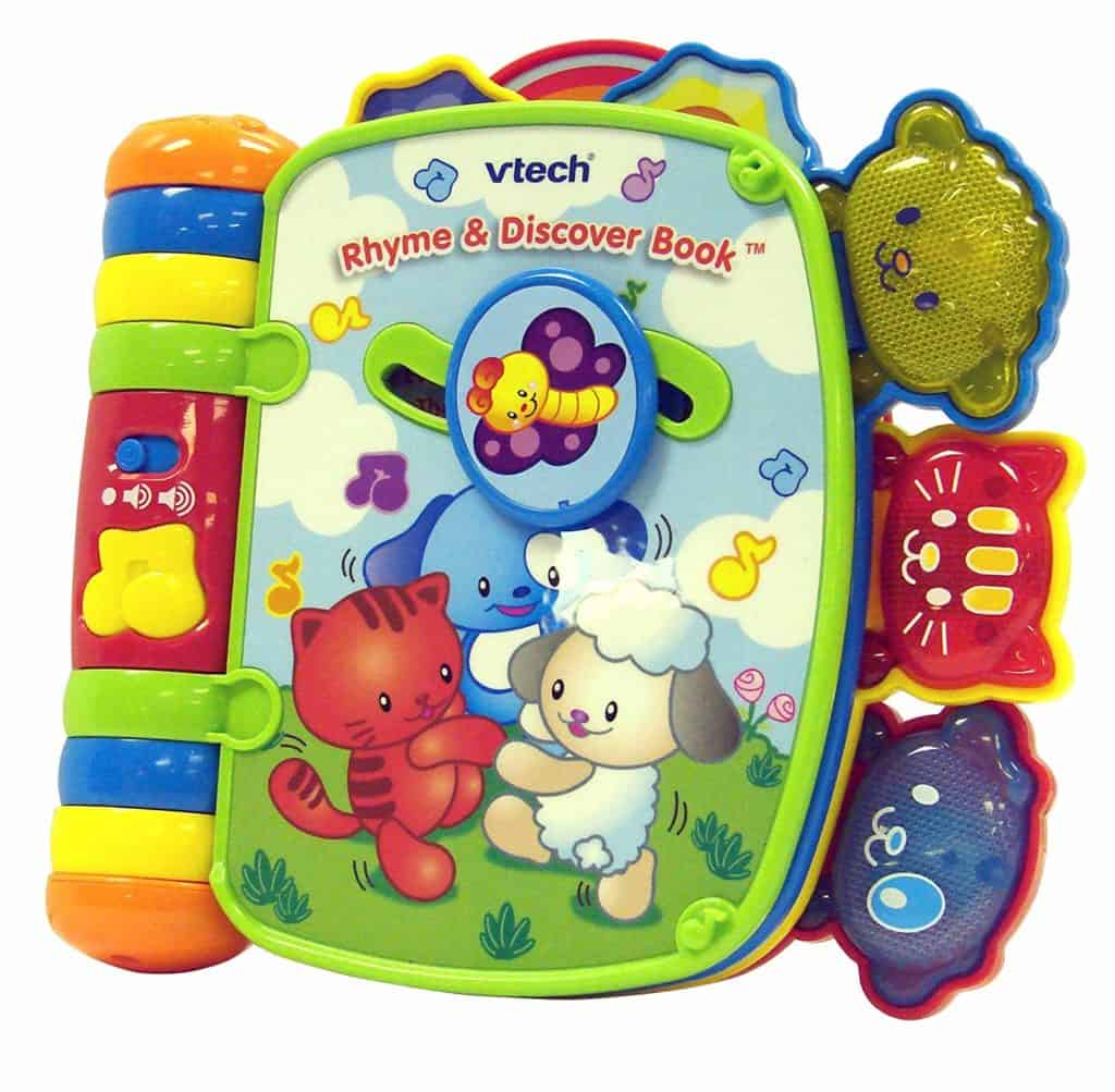 VTech's Rhyme and Discover Book (Frustration Free Packaging)